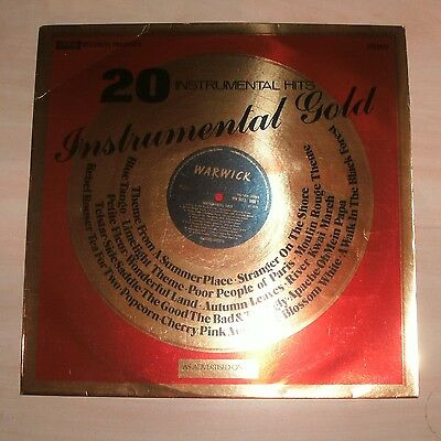 VARIOUS - Instrumental Gold (Vinyl Album)