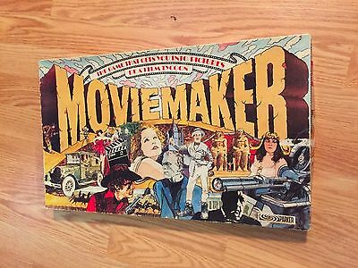 Movie Maker Vintage Board Game- Complete- In Excellent Condition