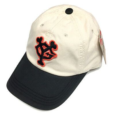 American Needle Japan Tokyo Yomiuri Giants New Timer Slouch Retro Snapback Cap