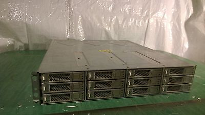 SUN ORACLE StorageTek 2540 FC Array with 6*500GB 2*375-3499 2*AC Power