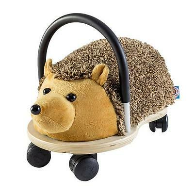 wheelyBUG HEDGEHOG plush