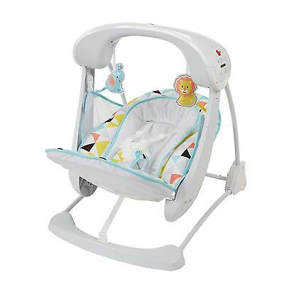 Fisher Price Deluxe Take Along Swing Seat