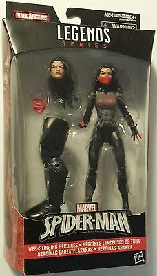 Hasbro Marvel Legends 6-inch Silk figure New/Sealed MISB