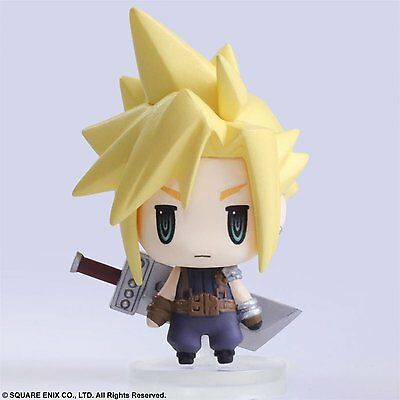 Square Enix Final Fantasy Trading Arts Mini Final Fantasy VII 7 Figure Cloud NEW