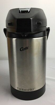 Curtis ThermoPro 2.5 Liter Lever Airpot Hot Beverage Warmer Coffee, Tea, Cocoa