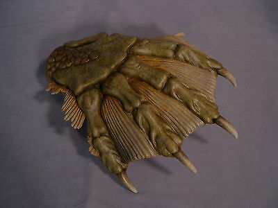 Monster Creature Hand Soap Dish 1/4 Scale Resin Kit Yagher Sculpt