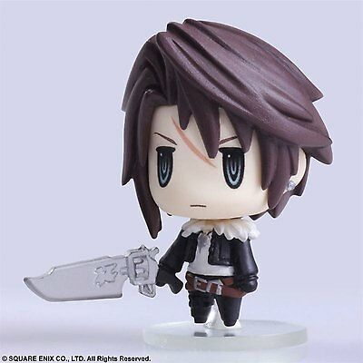 Square Enix Trading Arts Mini Final Fantasy VIII 8 Figure Squall Leonhart NEW