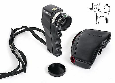 Pentax Asahi digital spot light meter with case ZONE VI modified