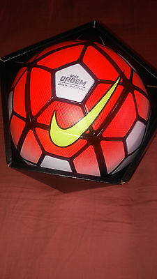 New Nike Ordem 2016 Official Match Soccer Ball Size 5 FIFA Quality