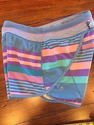 Ivivva 14 Athletic Shorts Blue, Pink, Purple, Green Girls Age 14