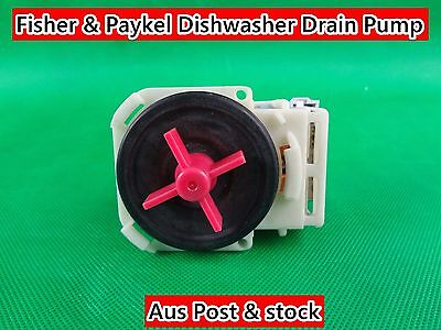 Fisher & Paykel Dishwasher Spare Parts Drain Pump Replacement (D63) Used