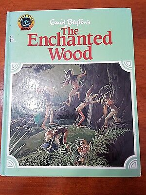 Enid Blyton's The Enchanted Wood Large Hardcover