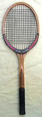 VINTAGE TENNIS RACKET by DUNLOP. McENROE MAXPLY. . Nice condition. early 80's