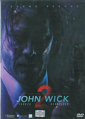 John Wick Chapter 2 <Brand New DVD> Keanu Reeves