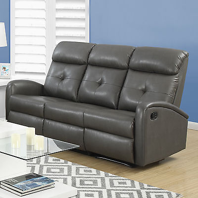 Reclining Sofa Monarch Specialties Inc. FREE SHIPPING (BRAND NEW)