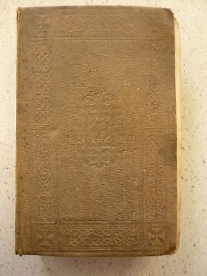 Antique  Book The Catechism Of  Perseverance 1857