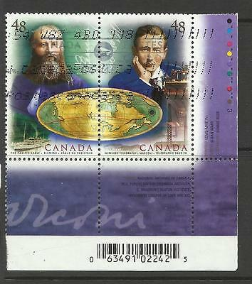 SALE - Canada - Communications Centenaries Set - 2002 - used