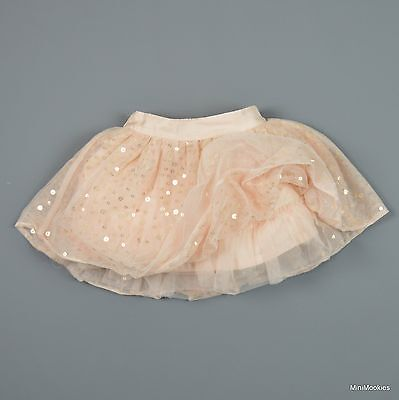 12-18 Months Baby Girls NEXT Tutu Skirt Underskirt Frill Sequins Party Wedding
