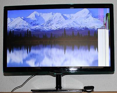 "(DAÑADO) Monitor TV LED 21,5"" Samsung T22D390EW"