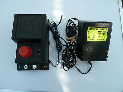 Hornby R695 Train Speed Controller with Transformer.