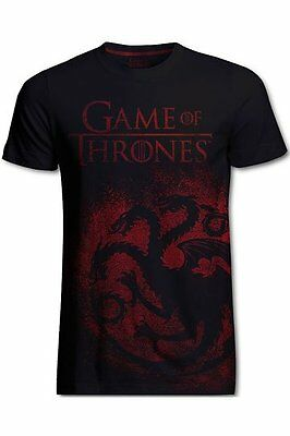 T-Shirt Game of Thrones Targaryen Jumbo Print