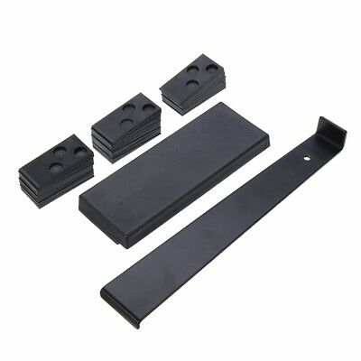 Laminate Wood Flooring Installer Tool Spacers W/ L Tapping Block & Pull Bar Kits