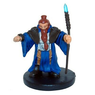 Dungeons and Dragons 5e Miniatures: Rage of Demons - #08 Shield Dwarf Wizard