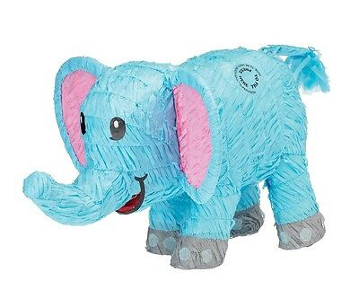 Blue Elephant | Baby Shower | Animal Party Pinata | Game