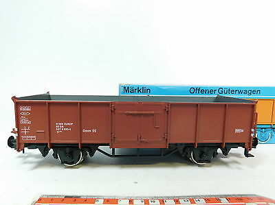 bb86-2 #Märklin/Marklin 1 Gauge 5850 OPEN GOODS WAGON / High-Sided Wagon DB