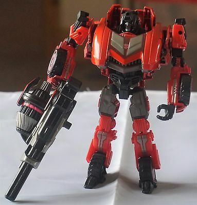 Transformers Generations Takara Tomy TG10 Sideswipe Deluxe Fall of Cybertron