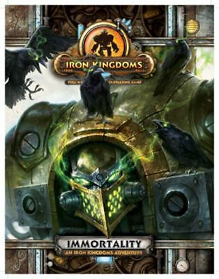 Iron Kingdoms: Unleashed RPG - Immortality Adventure Pack