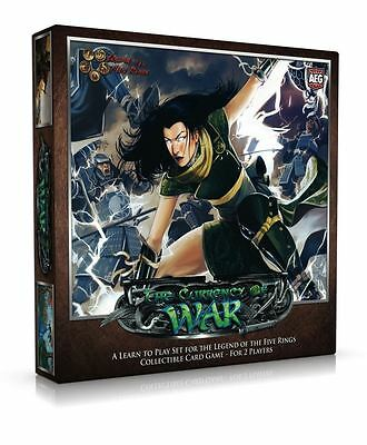 Legend of the 5 Rings: The Currency of War Learn to Play Set