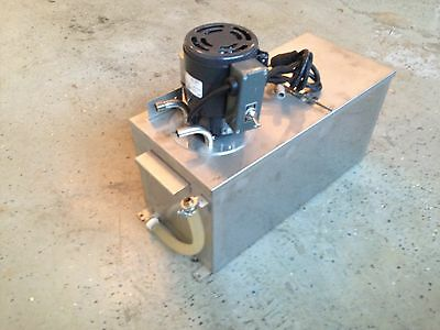 FASCO ROYSE NOVA PV Circulator for RYOBI AB Dick Hamada Press water dampener