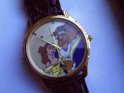 New Disney Musical Melody Beauty And The Beast Limited Edition Collectors Watch