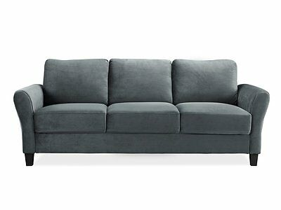 Patricia Rolled Arm Sofa Charlton Home FREE SHIPPING (BRAND NEW)