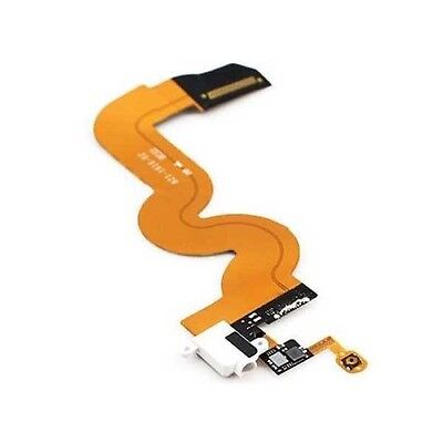 Connettore Dock ricarica jack Cuffie Bianco Ipod touch 5