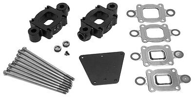 "Genuine MerCruiser 1.7"" (1.7 Inch) Dry-Joint Riser Spacer Block Kit - 865995A01"