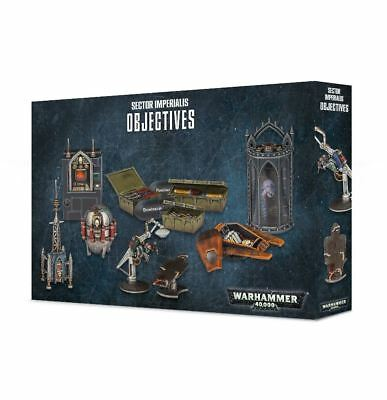 Sector Imperialis Objectives *Pre-order for 17th June*