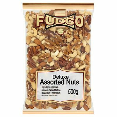 Fudco Assorted Nut Mix 500g