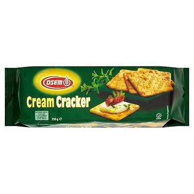 Osem Cream Crackers 250g