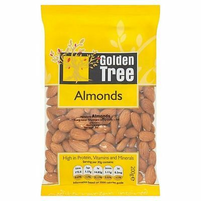 Fudco Almonds 200g