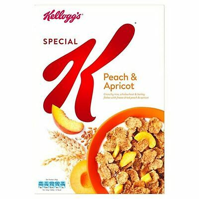 Kellogg's Special K Peach & Apricot 360g