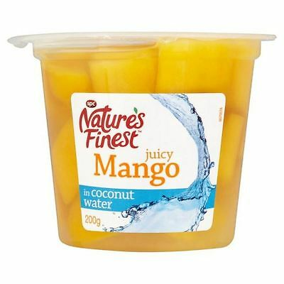 Natures Finest Mango In Coconut Water 108g
