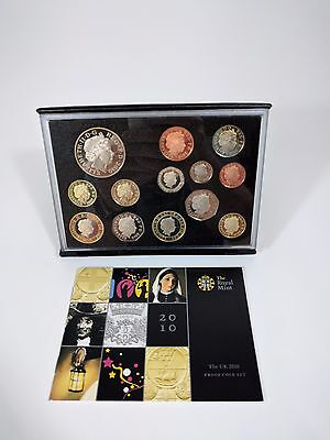 Royal Mint - The UK 2010 Proof Coin Set