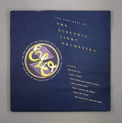 "Electric Light Orchestra - ELO - The Very Best of - 12"" Vinyl LP - STAR 2370"