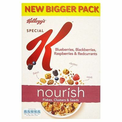 Kellogg's Special K Nourish Berries 430g