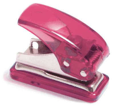 Mini Hole Punch Assorted Colors 20270