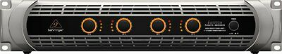NEW Behringer iNUKE NU4-6000 4-Channel Power Amplifier  Amp 6000-Watts NU6000