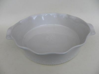 Laura Ashley, Home, Stoneware Serving Dish, Cream  28cm.
