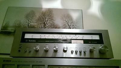TECHNICS SA 5160L stereo receiver amplifier with phono stage